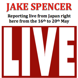 JAKE SPENCER LIVE