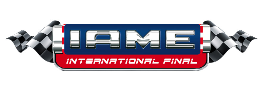 LOGO iame International final BIANCO