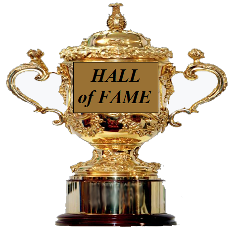 Trophy hall of fame
