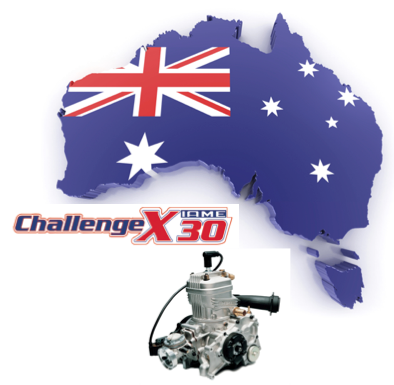 X30 challenge logo