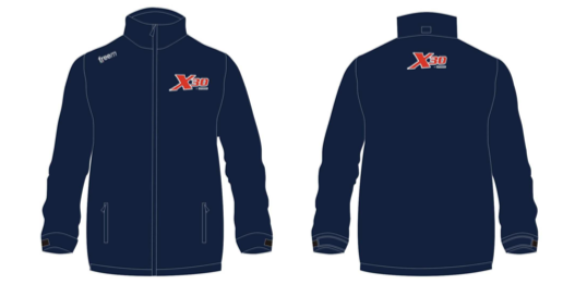 2013 X30 midseason jacket
