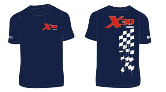 2013 X30 tshirt